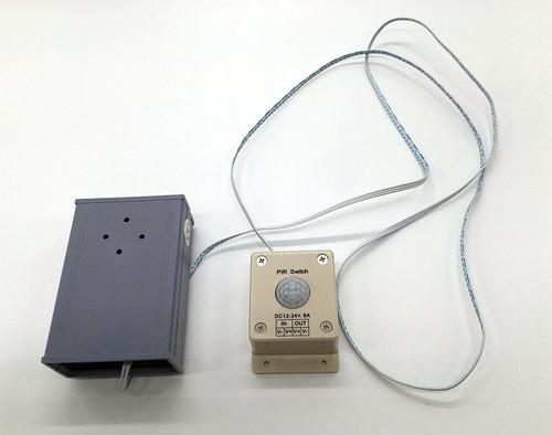 Audio Player w/ Motion Sensor - Escape Room Prop