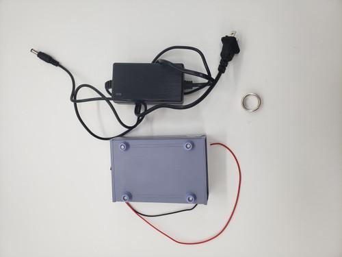 Magic Ring Escape Room Prop (w/ Magnetic Sensor Lock)