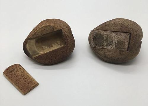 Artificial Stone Key Box  - Escape Room Prop