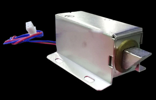 12 V Electronic Latching Lock  (w/Power Supply) - Escape Room Prop