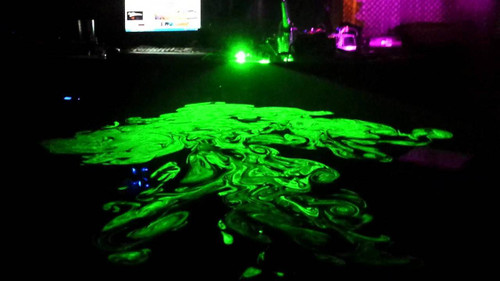 Swamp Laser Effect & Liquid Sky DELUXE KIT