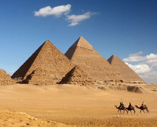 Egyptian Pyramids - MP3 Download