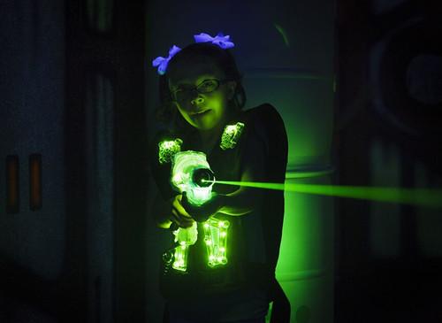 Laser Tag Alien Planet Score - MP3 Download