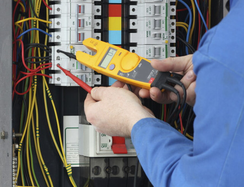 Electrical Consulting for Wiring Props