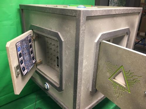 The Space Cube Portable Escape Room