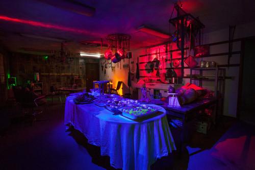 YARD STAKE for Ghostlight Max 12-Volt Spotlight