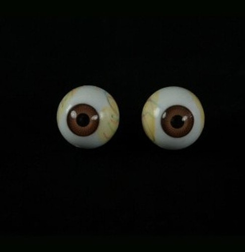 Replacement Set of Two Eyeballs for Eye of the Beholder Escape Prop