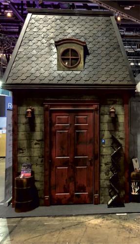 Spooky Mansion- Turn-Key Mini Escape Game