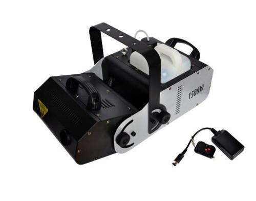 Swivel 1500 Watt Fog Machine