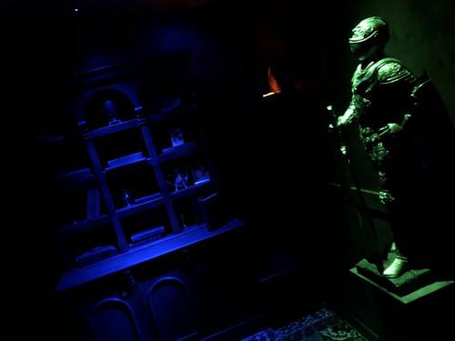 Deluxe Custom Scooby's Bookshelf Escape Room Prop