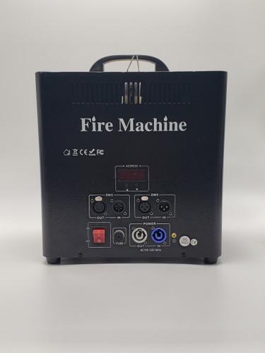 Triple Hell Fire Machine