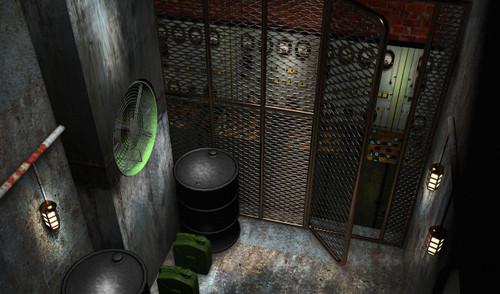 Bunker 57- Turn-Key Full Escape Room