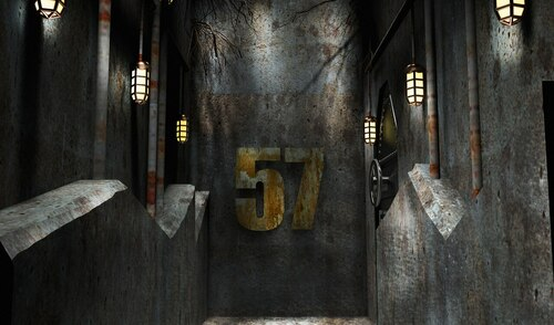 Bunker 57-Turn-Key Mini Escape Room