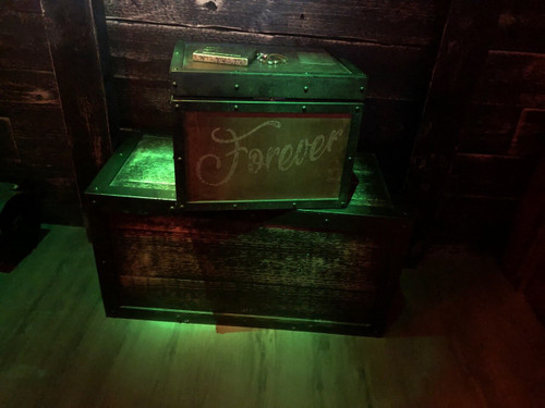 Forever Chest Escape Room Prop