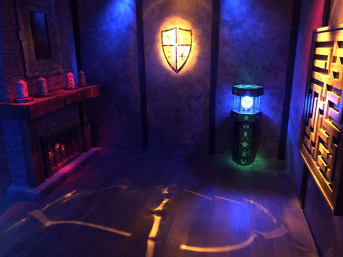 Wizards of Wormbly- Turn-Key Mini Escape Game