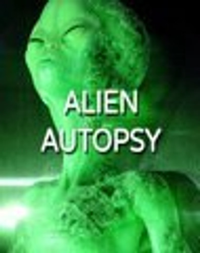 Alien Autopsy- Complete Room Kit