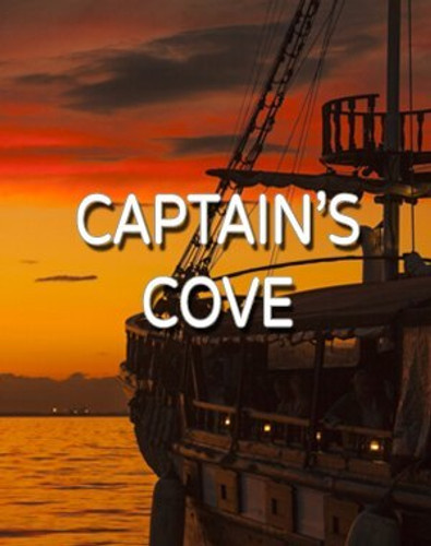 Captain's Cove - Complete Escape Room Kit