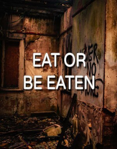 Eat or Be Eaten - Complete Escape Room Kit