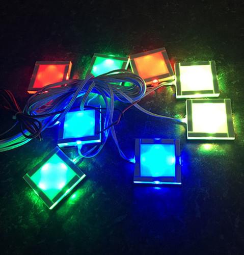 7-Color Password Sensors (w/ Audio) 8 Sensors - Escape Room Prop