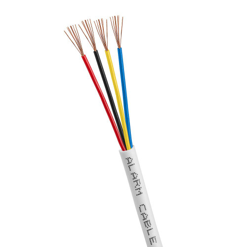 22/4 AWG Stranded Conductor Cable Wire- Per Foot