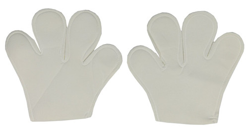 MOUSE MITTS WHITE