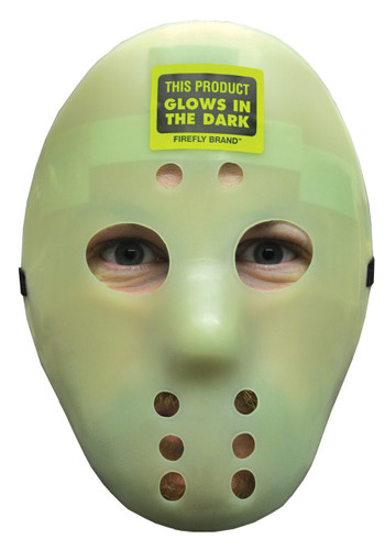 HOCKEY MASK GLOW