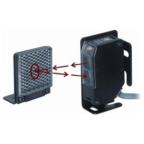 Retro-Reflective Beam Sensor Trigger