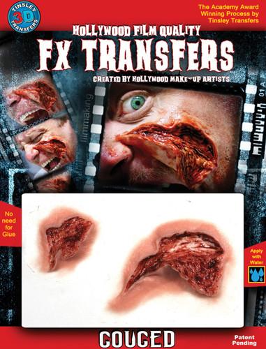 3D FX MED  GOUGED