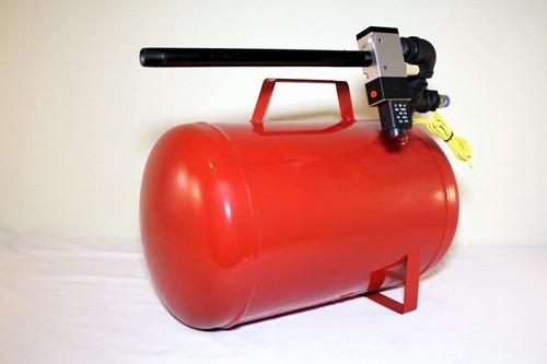Air Blaster Machine Gun