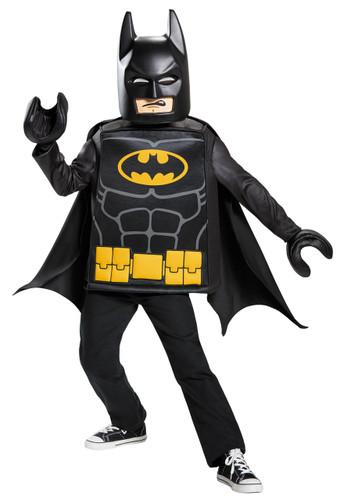 BATMAN LEGO CLASSIC CHILD 4-6