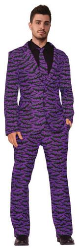BAT DRESS SUIT & TIE XL