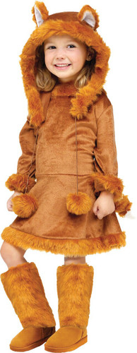 SWEET FOX CHILD SMALL 4-6
