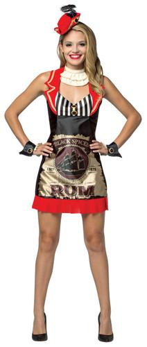 RUM DRESS ADULT
