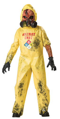 HAZMAT HAZARD CHILD SZ 6