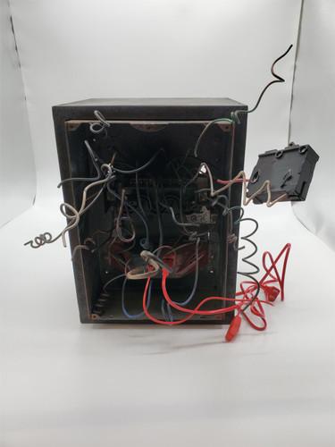 Short Circuit Sparking Fusebox Halloween Prop Animatronic