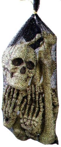 Bag of Life Size Bones Halloween Prop