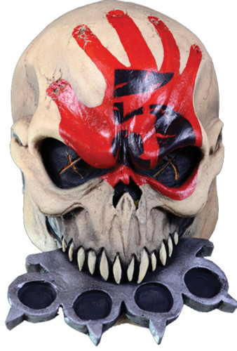 KNUCKLE HEAD MASK