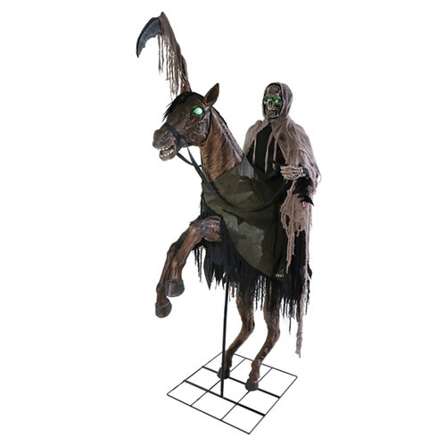 REAPER'S RIDE ANIMATED PROP