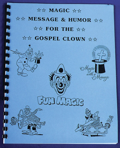 MAGIC MESSAGE HUMOR FOR CLOWNS