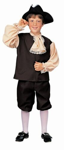 COLONIAL BOY CHILD SMALL