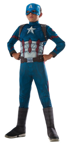CA3 CAPTAIN AMERICA CHILD MED