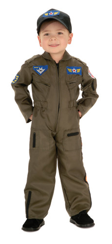 AIR FORCE FIGHTER PILOT TODDLR