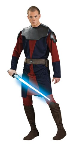 ANAKIN SKYWALKER DLX ADULT XL