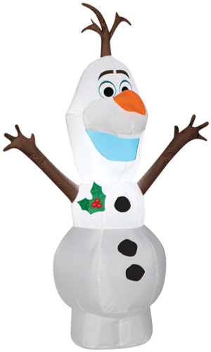 AIRBLOWN-STANDING OLAF-SM-