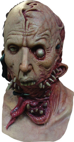ALIEN HOST ADULT LATEX MASK