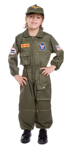 AIR FORCE PILOT MEDIUM