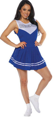 CHEER ADULT BLUE SMALL