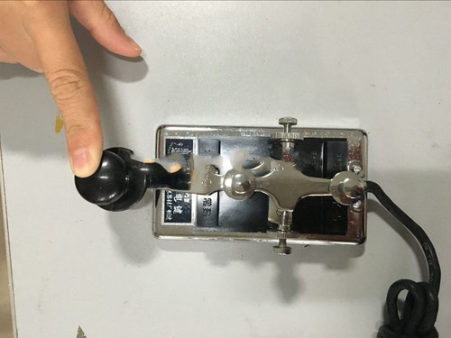 Morse Code REPLACEMENT CLICKER ONLY