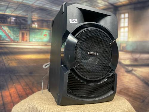 "Used Sony 19"" Speaker (#0080)"