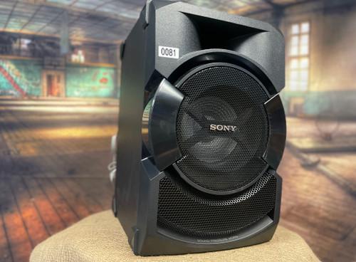 "Used Sony 19"" Speaker (#0081)"